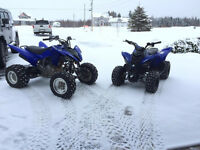 Yamaha Raptor Package