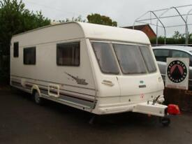 1999 Lunar Lexon 4 Berth Caravan ( Single Axle )