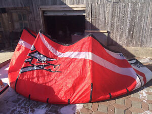 Naish Boxer 16m 2008 complet