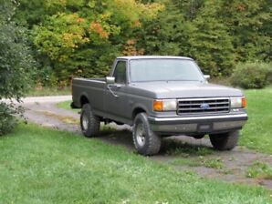 1991 Ford F150 4x4