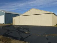 Airplane Hangar Space for Rent at Cooking Lake Airport