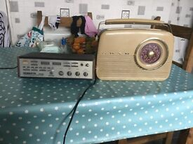 To old radios for sale
