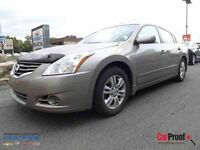 2011 NISSAN ALTIMA BAS MILLAGE, TOIT OUVRANT, MAGS