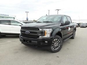 2018 Ford F-150 XLT 5.0L V8 302A