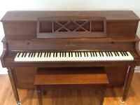 Free Piano - come and get it!