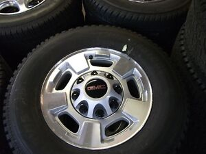 Dealer take oiff wheels and tires