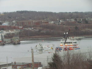 Fabulous Views Halifax Harbour - Central Halifax Location