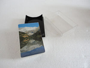 Brand new deck of playing cards Radium Hot Springs BC Canada London Ontario image 1