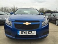 Chavrolet Cruze 1.6 petrol saloon 1 owner Full service history