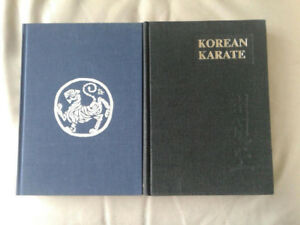 Vintage Hardcover Karate Books For Your Martial Arts Library