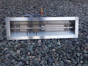 Fire Pit Burner  Natural gas or propane