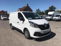 Renault Trafic SWB SL27 ENERGY DCI 120 BUSINESS+ EURO 5 AIR CON DIESEL (2015)