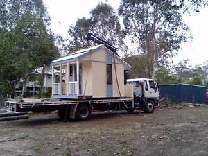 PAKCARRIERS / CRANE TRUCK HIRE Redbank Plains Ipswich City Preview