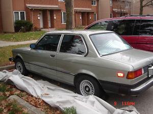 BMW e21 320i Shell