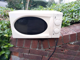 Argos microwave