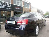 2005 Lexus GS 300 3.0 CVT SE 4DR 05 REG Petrol Blue