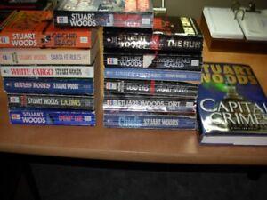 Livres de poches (Pocket books)
