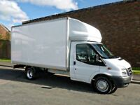 Man & Large Luton Van: Single Items-Full House (Best Prices)