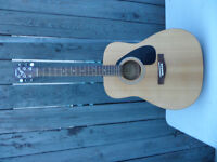 Yamaha Acoustic Guitar $80.
