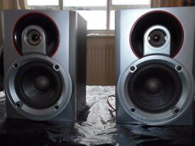 Philips Hi-fi Speakers