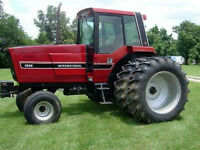 Looking to buy 3688 IH Tractor
