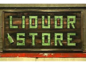 Liquor for sale in Downtown calgary