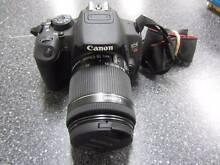 Canon Digital Camera..EOS Rebel T5i Gunn Palmerston Area Preview