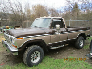 1979 f-250 4x4 forsale