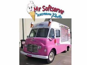 Mr Soft Serve Icecream Perth - Icecream Van Hire Perth Malaga Swan Area Preview
