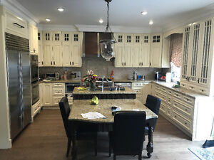 large used custom kitchen cabinets with countertops 1650 - Ontario Kitchen Cabinets