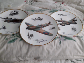 Legends of the Sky Plates