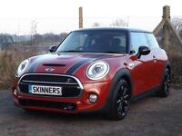 Mini Hatch Cooper S £3575 of Extras from new PETROL MANUAL 2014/64