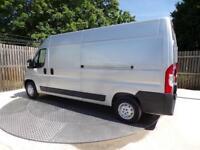 Peugeot Boxer Hdi 335 L3h2 Professional P/V Panel Van 2.2 Manual Diesel