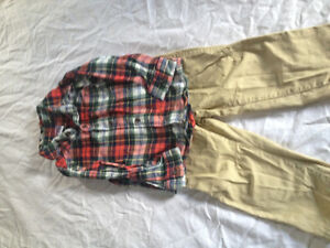 New! Carter's 2pc outfit size 24 mths