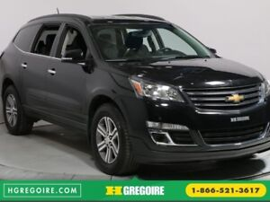 2016 Chevrolet Traverse 4WD AUTO A/C BLUETOOTH 7 PASSAGERS MAGS