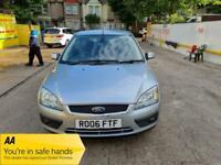 2006 Ford Focus 1.6 Ghia 5dr Auto +ULEZ +Key Less Entry +ULEZ