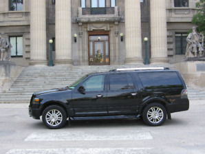 2009 Ford Expedition MAX Limited SUV, Crossover
