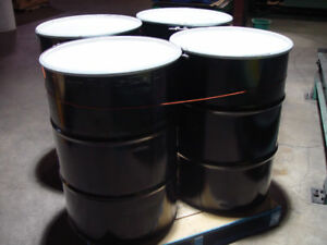 steel drum barrels