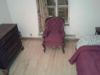 Very nice room for rent on second floor of Plateau house