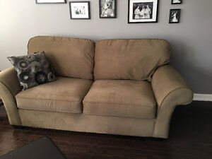 Used couch and chair for sale