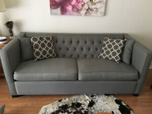 Beautiful Sofa. Excellent condition- hardly Used.