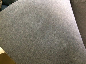 Attractive Grey Carpet - 500 sq. ft - Great for renos!