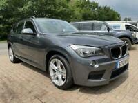 2012 (12) BMW X1 xDRIVE 18d M Sport Manual