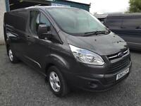 Ford Transit Custom 2.2TDCi limited 125PS 65 reg L1H1
