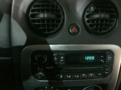 Audio Equipment Radio Receiver Radio ID Rbk Fits 02-07 CARAVAN 1202650