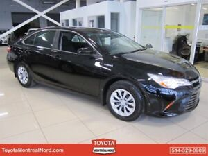 Toyota Camry Hybrid LE (DEMO) 2017