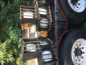 John Deere Loader Lights