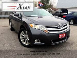 2013 Toyota Venza, leather interior, one owner!!!