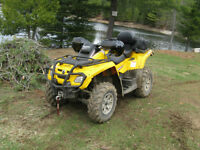 Can-Am Outlander Max 650cc Mint Condition
