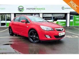 Vauxhall/Opel Astra 1.6i VVT 16v ( 115ps ) 2012.5MY SRi